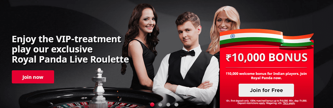 online casino india - royal panda india