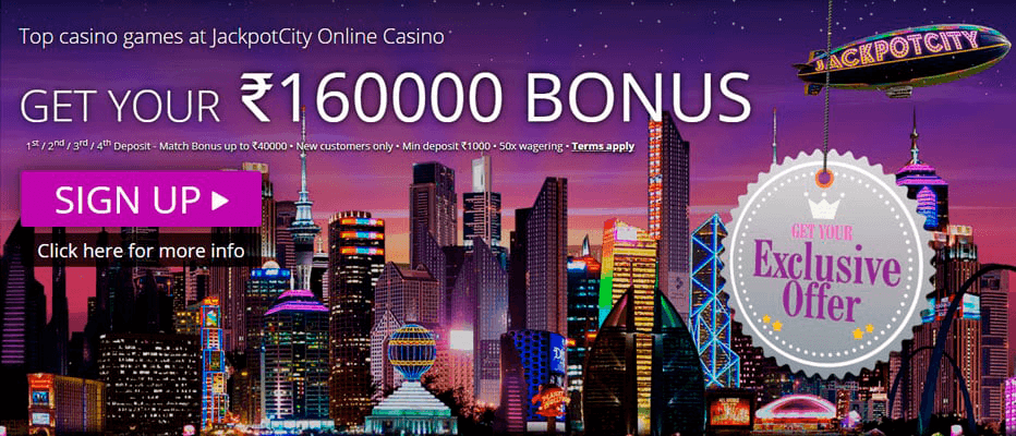 Online-Casinos-India-JackpotCity-Bonus